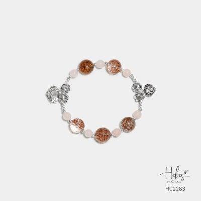Hebes Design Bracelet HC2283 Healing Crystal Bracelets