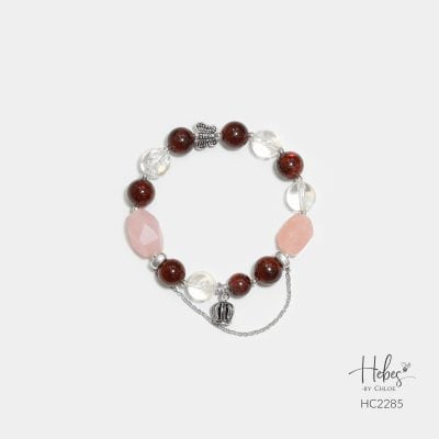 Hebes Design Bracelet HC2285 Healing Crystal Bracelets