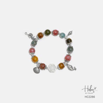 Hebes Design Bracelet HC2286 Healing Crystal Bracelets