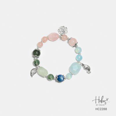 Hebes Design Bracelet HC2288 Healing Crystal Bracelets