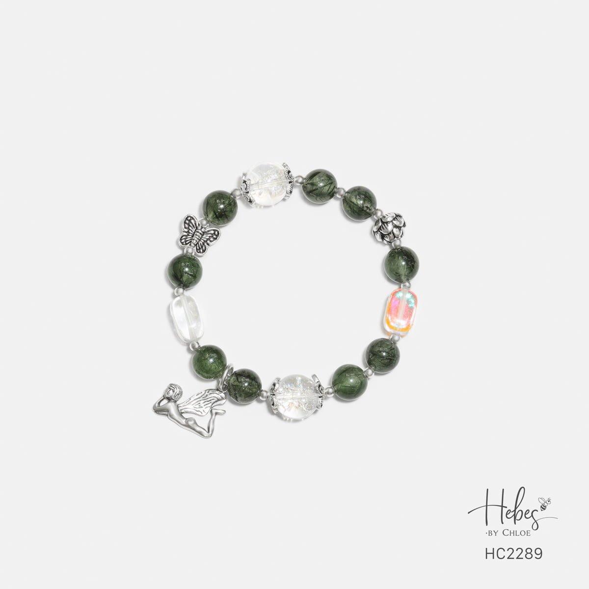 Hebes Design Bracelet HC2289 Healing Crystal Bracelets
