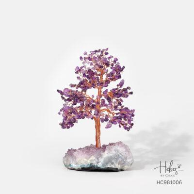 Hebes Design Lucky Tree HC981006 Healing Crystal Bracelets